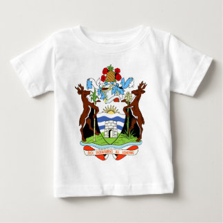 Coat of arms of Antigua and Barbuda Baby T-Shirt