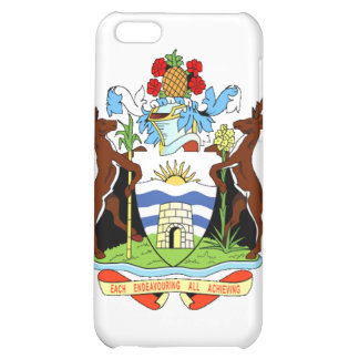 Coat of arms of Antigua and Barbuda iPhone 5C Covers
