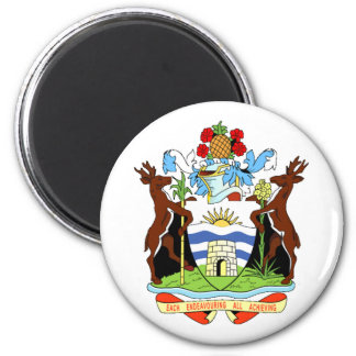 Coat of arms of Antigua and Barbuda Magnet