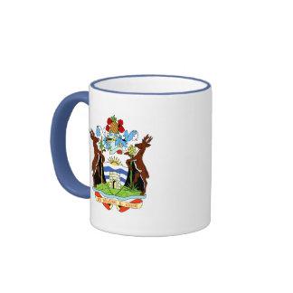 Coat of arms of Antigua and Barbuda Mugs