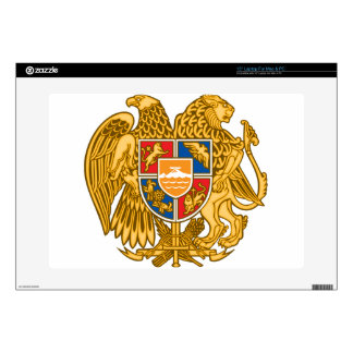 Coat of arms of Armenia - Armenian Emblem Laptop Skins