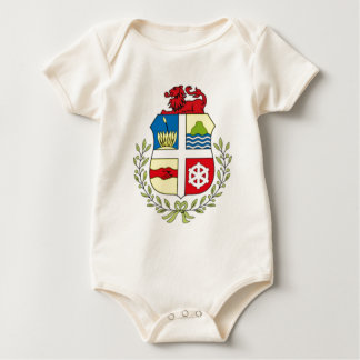 Coat of arms of Aruba Baby Bodysuit