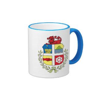 Coat of arms of Aruba Coffee Mug
