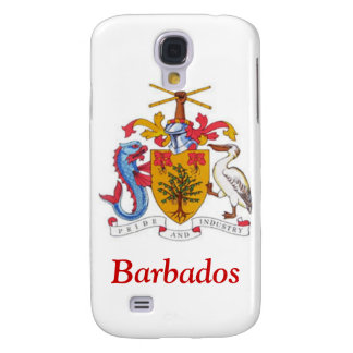 Coat of arms of Barbados Galaxy S4 Cover