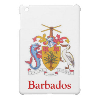 Coat of arms of Barbados iPad Mini Covers
