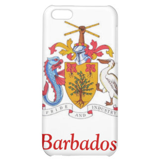 Coat of arms of Barbados iPhone 5C Case