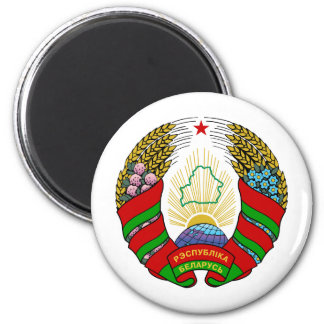 Coat of arms of Belarus Magnet