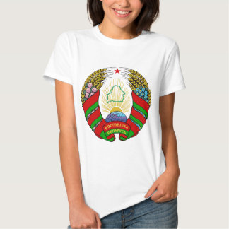 Coat of arms of Belarus T-shirt