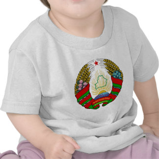 Coat of arms of Belarus Tee Shirts