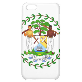 Coat of arms of Belize Case For iPhone 5C