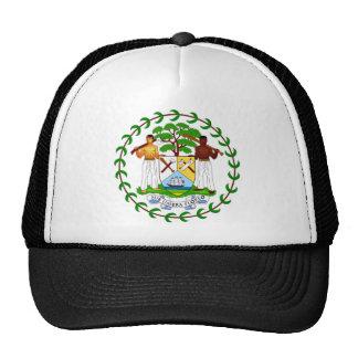 Coat of arms of Belize Trucker Hat