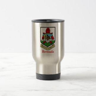 Coat of Arms of Bermuda Coffee Mugs