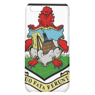 Coat of Arms of Bermuda iPhone 5C Covers