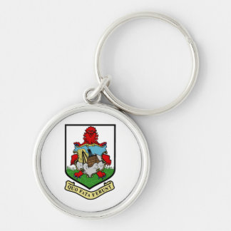 Coat of Arms of Bermuda Keychain