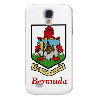 Coat of Arms of Bermuda Samsung Galaxy S4 Cover