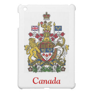 Coat of Arms of Canada Case For The iPad Mini
