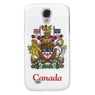 Coat of Arms of Canada Galaxy S4 Case