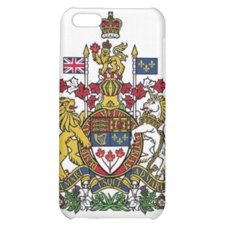 Coat of Arms of Canada iPhone 5C Covers