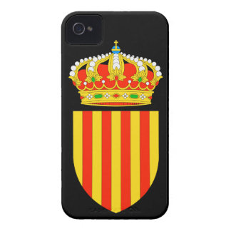 Coat of Arms of Catalonia iPhone 4 Case-Mate Case