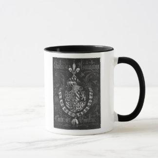 Coat of Arms of Charles de Bourgogne Mug
