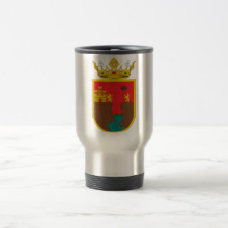 Coat of Arms of Chiapas Official Heraldry Symbol 15 Oz Stainless Steel Travel Mug