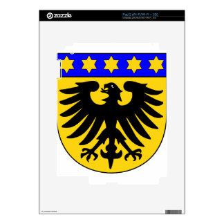 Coat_of_Arms_of_City_of_Markgroeningen Calcomanía Para iPad 2