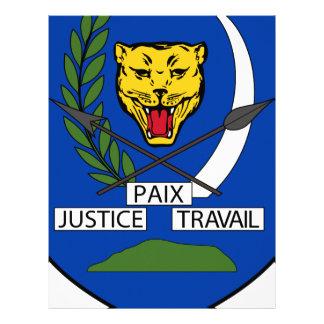 Coat_of_arms_of_Congo-Kinshasa_ (1963-1971). Plantilla De Membrete