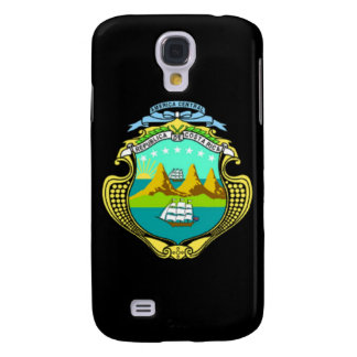Coat of arms of Costa Rica Galaxy S4 Covers