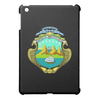 Coat of arms of Costa Rica iPad Mini Cover