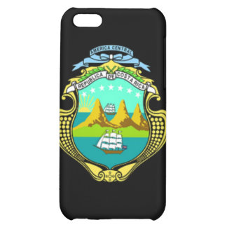 Coat of arms of Costa Rica iPhone 5C Case