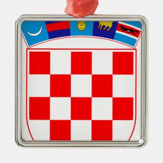 Coat of arms of Croatia, Croatian Emblem, Hrvatska Metal Ornament