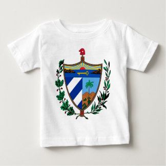 Coat of Arms of Cuba Baby T-Shirt