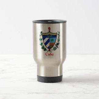 Coat of arms of Cuba Mugs