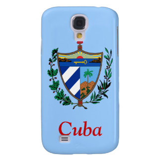Coat of arms of Cuba Samsung Galaxy S4 Cases