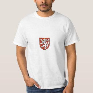 Coat of Arms of Czech Republic T Shirts