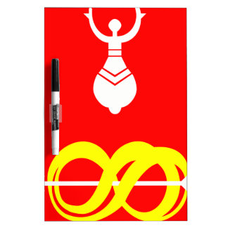 Coat_of_Arms_of_Debessky_rayon_(Udmurtia) Dry Erase Board