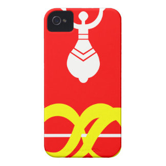 Coat_of_Arms_of_Debessky_rayon_(Udmurtia) iPhone 4 Case