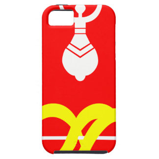 Coat_of_Arms_of_Debessky_rayon_(Udmurtia) iPhone SE/5/5s Case