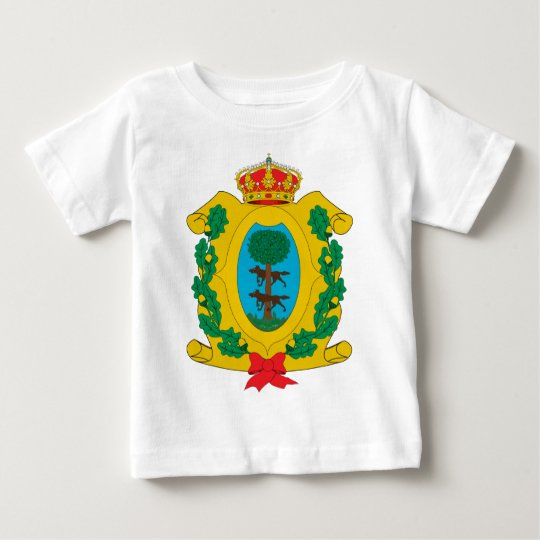 Coat of arms of Durango Mexico Official Symbol Baby T-Shirt