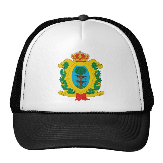 Coat of arms of Durango Mexico Official Symbol Trucker Hat