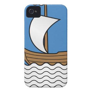 Coat_of_Arms_of_Dzisna,_Belarus Case-Mate iPhone 4 Case