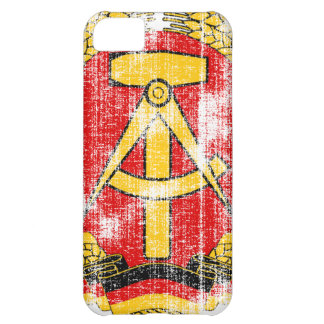 Coat of arms of East Germany Cover For iPhone 5C