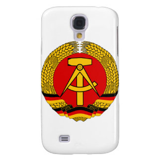 Coat of arms of East Germany Galaxy S4 Covers