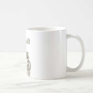 Coat of Arms of Edward Ball of Branford, CT Coffee Mug