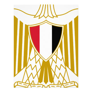 Coat_of_arms_of_Egypt_(Official) Letterhead
