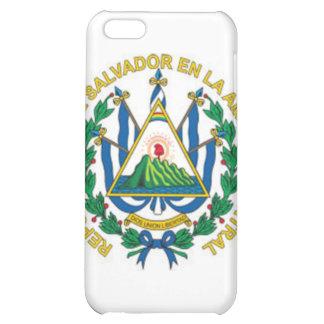 Coat of Arms of El Salvador Case For iPhone 5C