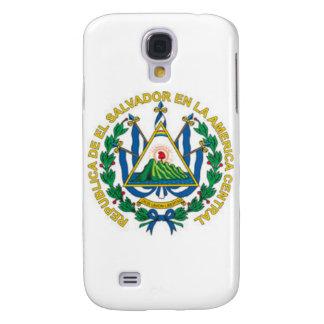 Coat of Arms of El Salvador Galaxy S4 Covers