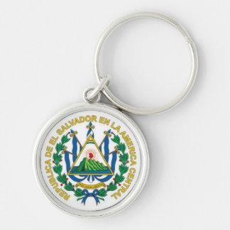 Coat of Arms of El Salvador Keychain
