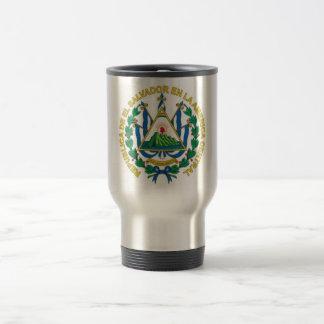 Coat of Arms of El Salvador Mug
