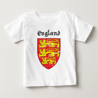 Coat of arms of England Baby T-Shirt